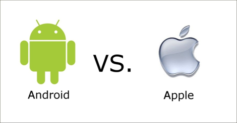 iOS8-vs-Android-4.3.3-kit-kat