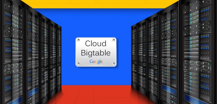 Cloud bigtable